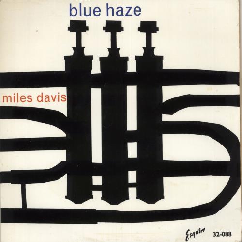 Miles Davis Blue Haze vinyl LP album (LP record) UK MDALPBL528149