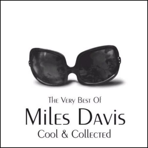 Miles Davis Cool & Collected: The Very Best Of CD album (CDLP) Japanese MDACDCO370350