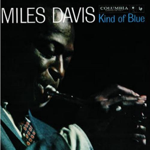 Miles Davis Kind Of Blue CD album (CDLP) UK MDACDKI459907
