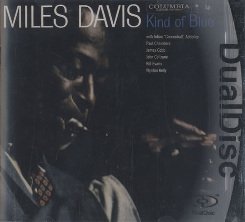 Miles Davis Kind Of Blue Dual Disc US MDADUKI473155