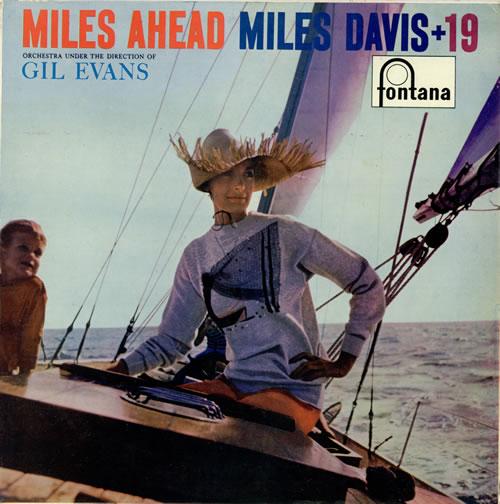 Miles Davis Miles Ahead Ex Uk Vinyl Lp Album Lp Record