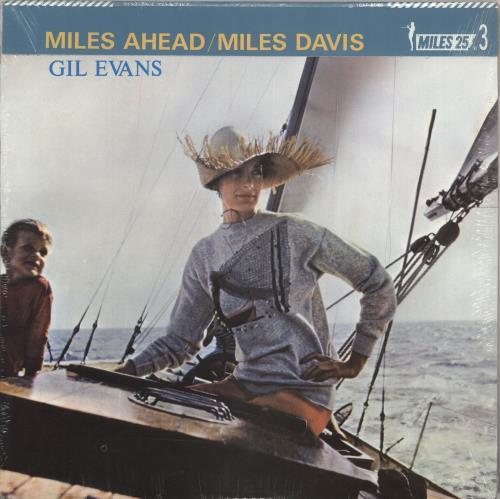 Miles Davis Miles Ahead - Sealed vinyl LP album (LP record) Japanese MDALPMI735058