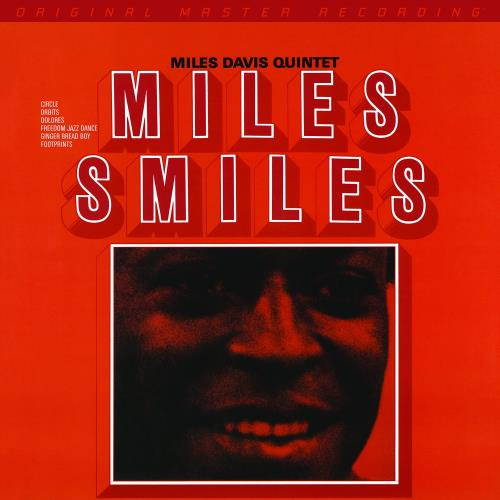 Miles Davis Miles Smiles - 180g - 45RPM - Sealed 2-LP vinyl record set (Double Album) US MDA2LMI767135