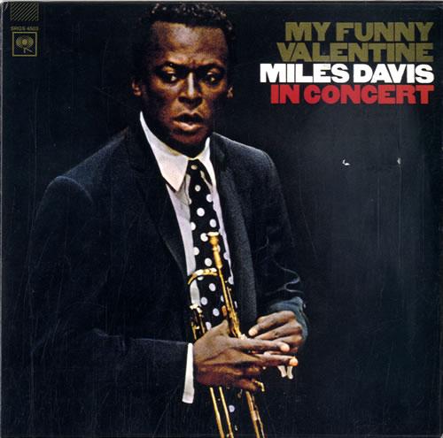 Miles Davis My Funny Valentine super audio CD SACD Japanese MDASAMY602318