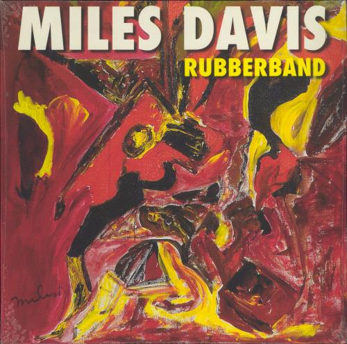 Miles Davis Rubberband - Sealed 2-LP vinyl record set (Double Album) UK MDA2LRU729465