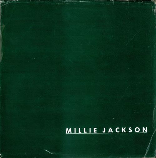 Millie Jackson Feelin' Bitchy media press kit UK MLJKIFE497220