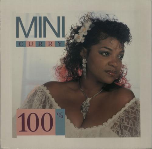 Mini Curry 100% (One Hundred Percent) vinyl LP album (LP record) UK N3NLPON622181