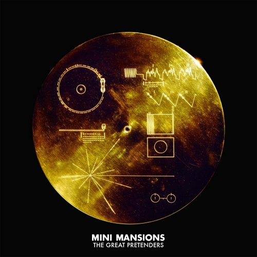 Mini Mansions The Great Pretenders CD album (CDLP) UK N6PCDTH633309