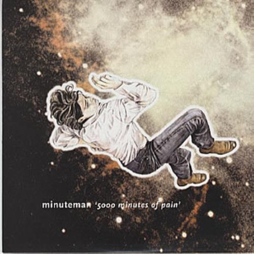 "Minuteman 5000 Minutes Of Pain 7"" vinyl single (7 inch record) UK M/M07MI237280"