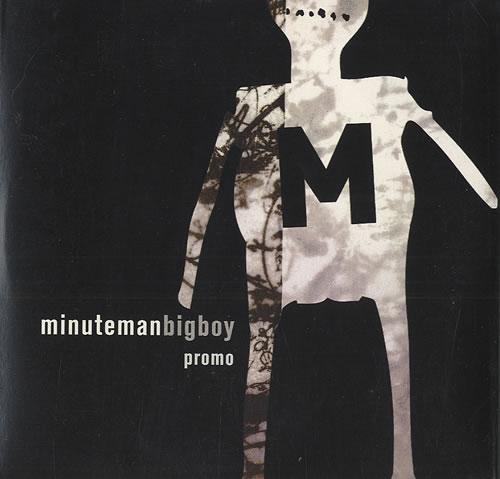 "Minuteman Big Boy CD single (CD5 / 5"") UK M/MC5BI484824"