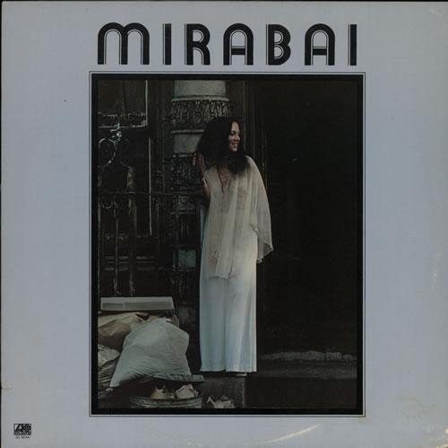 Mirabai Mirabai vinyl LP album (LP record) US N3WLPMI618865