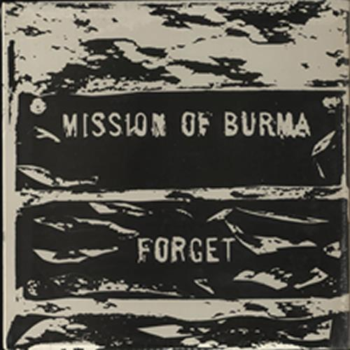 Mission Of Burma Forget vinyl LP album (LP record) US ME8LPFO709526