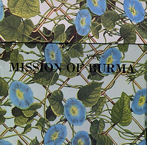 Mission Of Burma Vs CD album (CDLP) US ME8CDVS335996