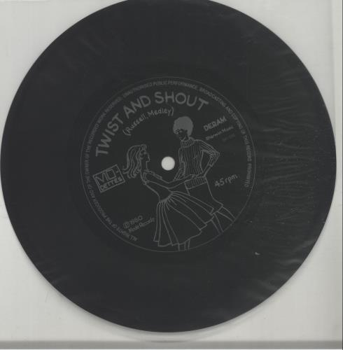 "Mo-dettes Paint It Black - Black P/s + Flexi 7"" vinyl single (7 inch record) UK DTT07PA116443"