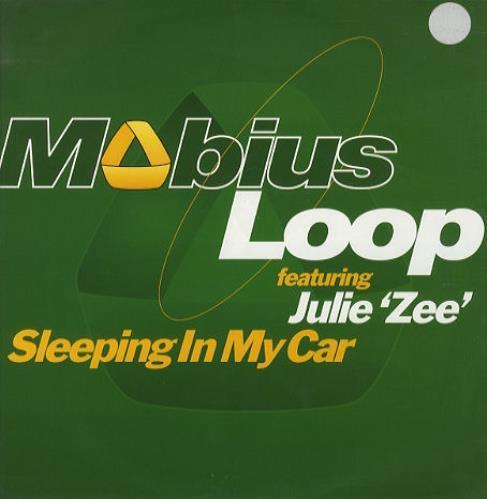 """Mobius Loop Sleeping In My Car 12"""" vinyl single (12 inch record / Maxi-single) UK MLP12SL197606"""