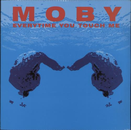 Moby Everytime You Touch Me - Remixes UK 12