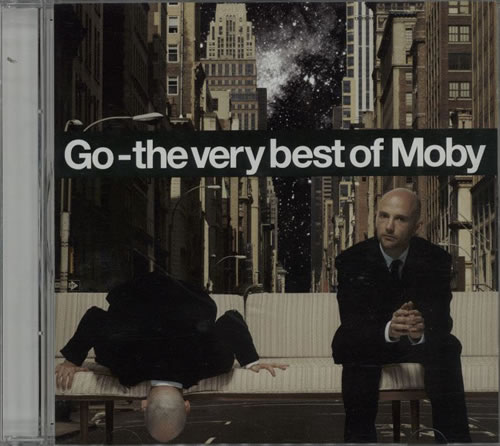 Moby Go - The Very Best Of CD album (CDLP) UK MBYCDGO633519