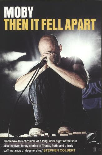 Moby Then It Fell Apart book UK MBYBKTH730269