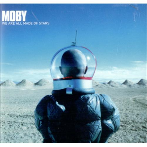 "Moby We Are All Made Of Stars CD single (CD5 / 5"") US MBYC5WE214559"