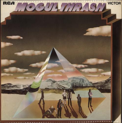 Mogul Thrash Mogul Thrash vinyl LP album (LP record) UK GUTLPMO319871