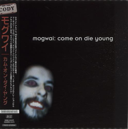 Mogwai Come On Die Young CD album (CDLP) Japanese MGWCDCO336744