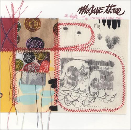 "Mojave 3 Puzzles Like You 7"" vinyl single (7 inch record) UK MJ307PU379685"