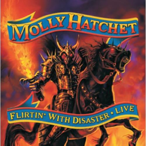 Molly Hatchet Flirtin With Disaster Live Uk 2 Disc Cd