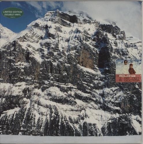 Moloko I Am Not A Doctor - EX 2-LP vinyl record set (Double Album) UK MOL2LIA750695
