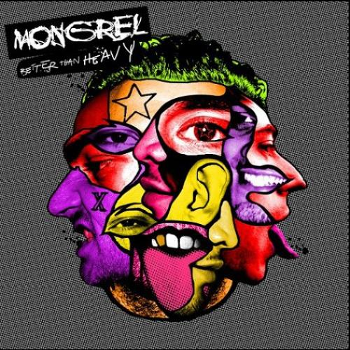 Mongrel Better Than Heavy 2 CD album set (Double CD) UK M042CBE463710