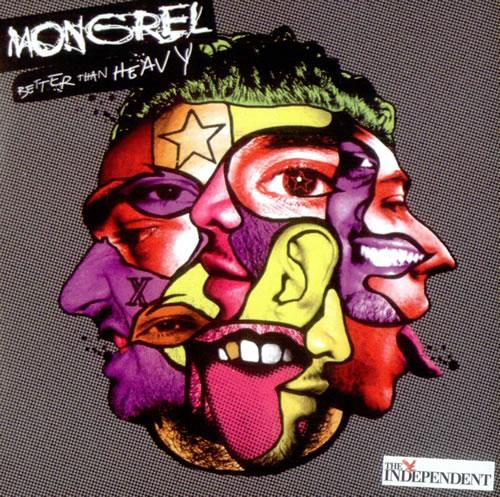 Mongrel Better Than Heavy CD album (CDLP) UK M04CDBE520111