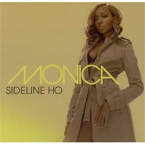 "Monica Sideline Ho CD single (CD5 / 5"") US MNIC5SI409022"