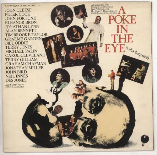 Monty Python A Poke In The Eye With A Sharp Stick Uk