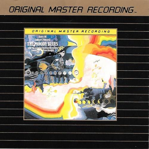 Moody Blues Days Of Future Passed - Ultradisc II CD album (CDLP) US MBLCDDA121682
