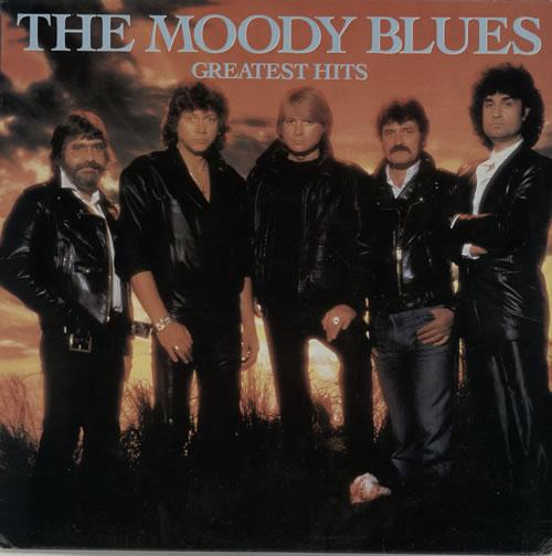 Moody Blues Greatest Hits 2nd Matt Australian Vinyl Lp