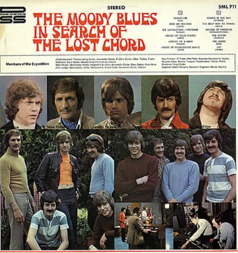 Dorable Moody Blues In Search Of The Lost Chord Gift - Basic Guitar ...