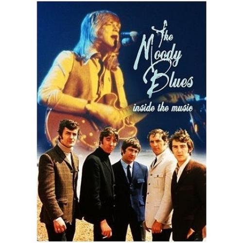 Moody Blues Inside The Music UK DVD (451611)
