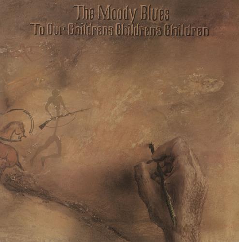Moody Blues To Our Children's Children's Children + Insert - EX vinyl LP album (LP record) UK MBLLPTO753935