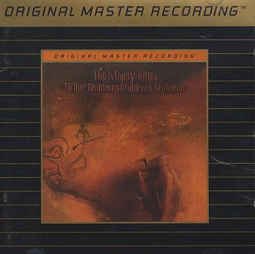 Moody Blues To Our Children's Children's Children CD album (CDLP) US MBLCDTO121681