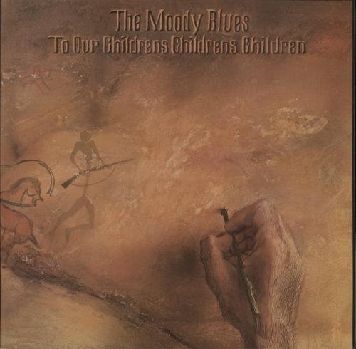 Moody Blues To Our Children's Children's Children vinyl LP album (LP record) UK MBLLPTO767342