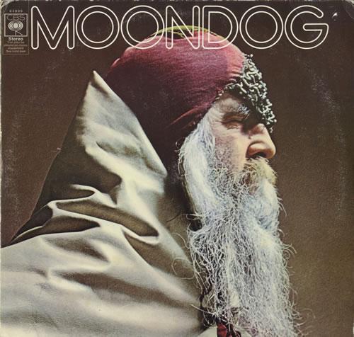 Moondog Moondog vinyl LP album (LP record) UK MDGLPMO136672