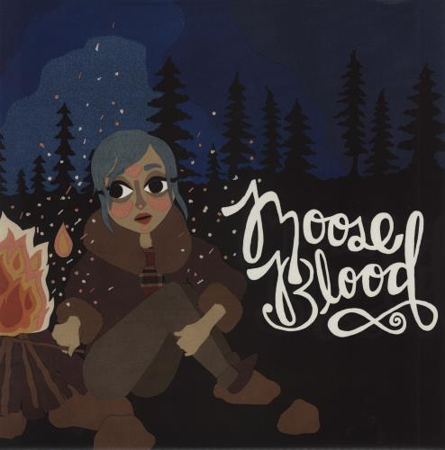 Moose Blood I'll Keep You In Mind, From Time To Time - Opaque Orange Vinyl - Release Show Sleeve vinyl LP album (LP record) UK 19RLPIL755867
