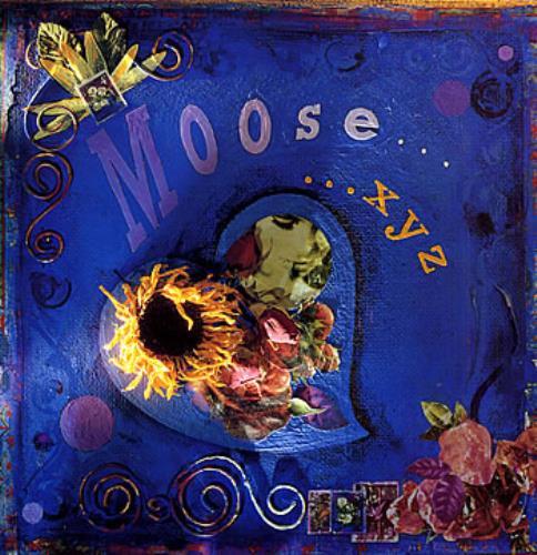 Moose XYZ vinyl LP album (LP record) UK O-ELPXY301003