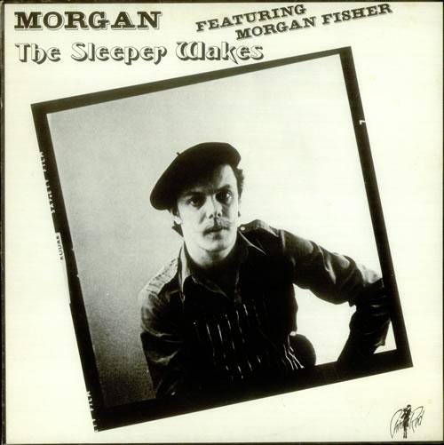 Morgan Fisher The Sleeper Wakes vinyl LP album (LP record) UK MGFLPTH541755
