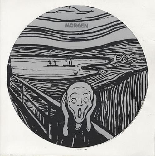 Morgen Morgen picture disc LP (vinyl picture disc album) UK MO0PDMO330572