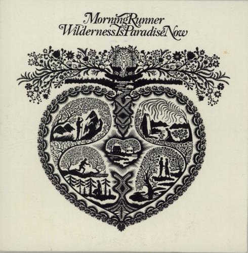 Morning Runner Wilderness Is Paradise Now CD album (CDLP) UK MR-CDWI355432