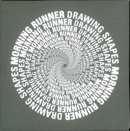 """Morning Runner Work CD single (CD5 / 5"""") UK MR-C5WO530670"""