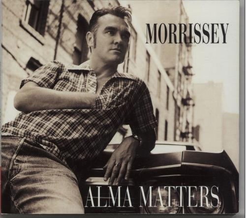 "Morrissey Alma Matters CD single (CD5 / 5"") German MORC5AL89720"