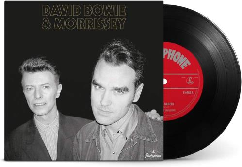 "Morrissey Cosmic Dancer - Sealed 7"" vinyl single (7 inch record) UK MOR07CO763722"