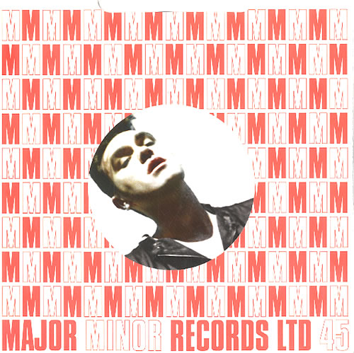 "Morrissey Everyday Is Like Sunday 7"" vinyl single (7 inch record) UK MOR07EV518044"