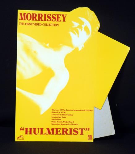 Morrissey Hulmerist display UK MORDIHU616899